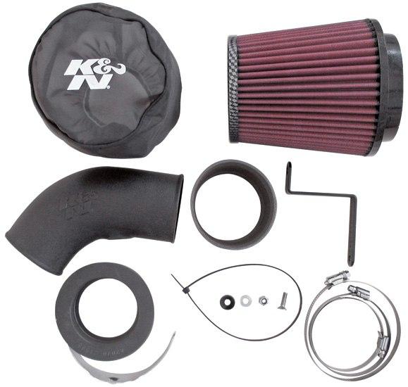 Układ dolotowy Alfa Romeo 147 3.2L K&N 57-0498 - GRUBYGARAGE - Sklep Tuningowy